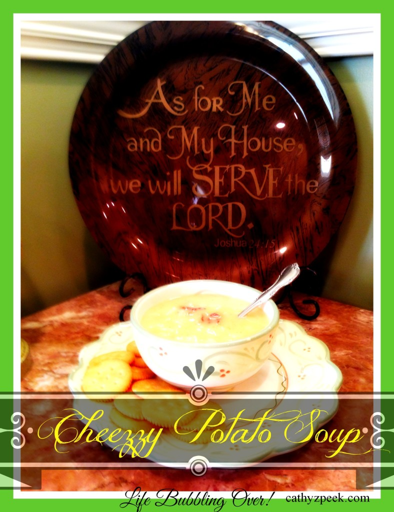 Cheezzy Potato Soup