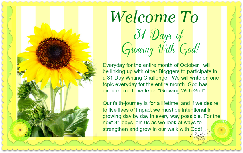 31 Day Welcome