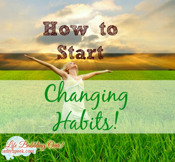 Day 3 changing habits